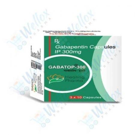 Buy Gabatop 300 Mg