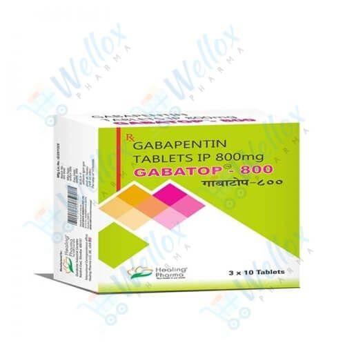 Buy Gabatop 800 Mg