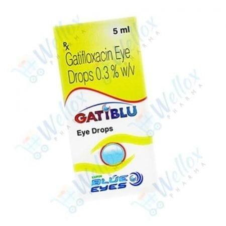 Buy Gatiblu Eye Drop