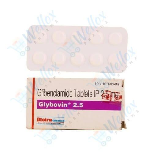 Glybovin-2.5-Mg