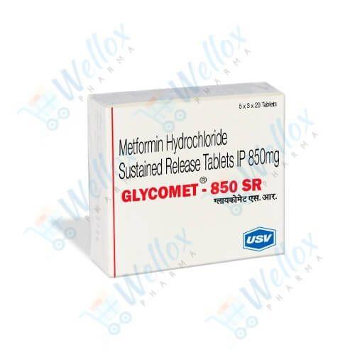 Glycomet-850-Mg