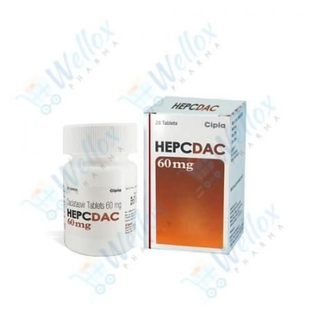 Buy Hepcdac 60 Mg