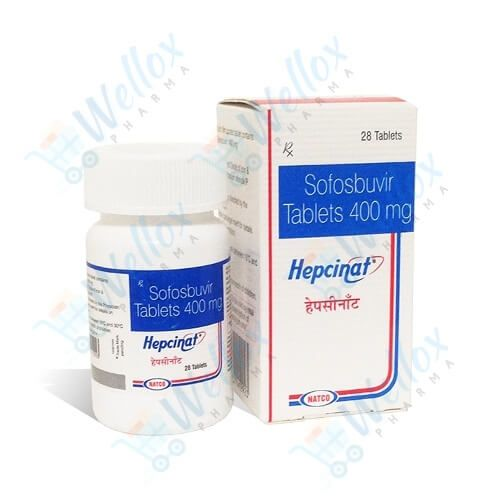 Buy Hepcinat 400 Mg
