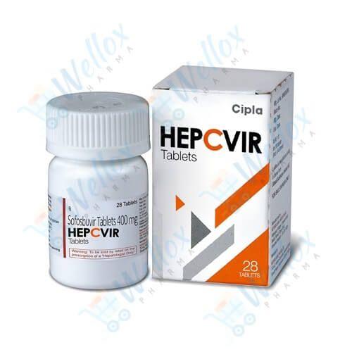 Hepcvir 400 Mg