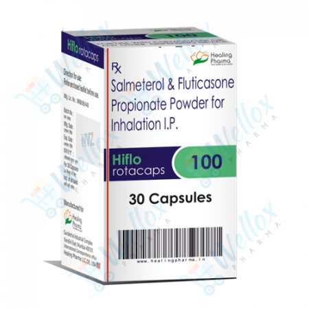 Buy Hiflo 100 Rotacap