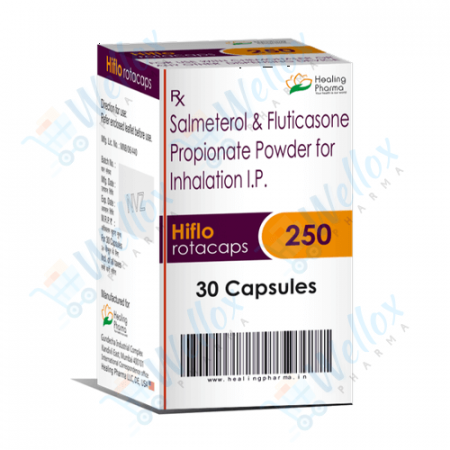 Buy Hiflo 250 Rotacap