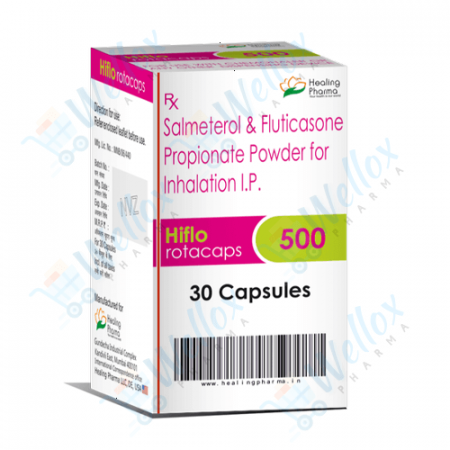 Buy Hiflo 500 Rotacap