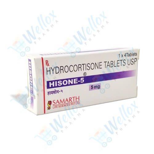 Hisone 5 Mg