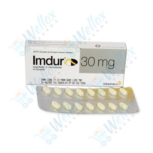 Buy Imdur 30 Mg