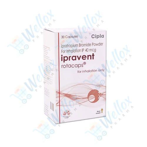 Buy Ipravent 40 Mcg Rotacap