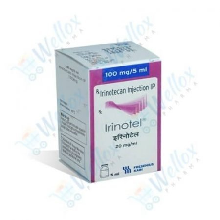 Buy Irinotel 100 Mg Injection