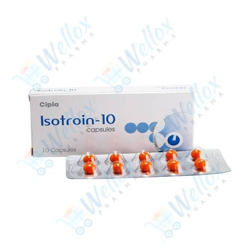 Isotroin-10-Mg