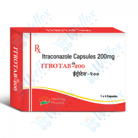 Buy Itrotab 200 Mg