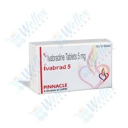Buy Ivabrad 5 Mg