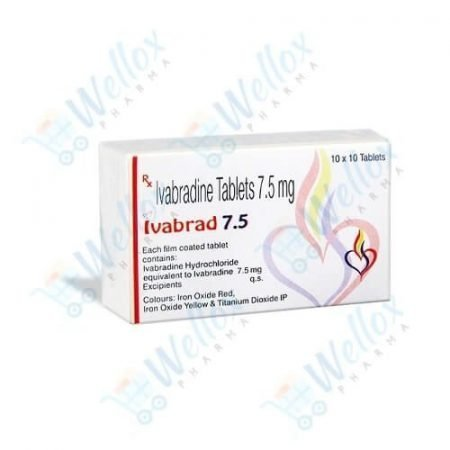 Buy Ivabrad 7.5 Mg