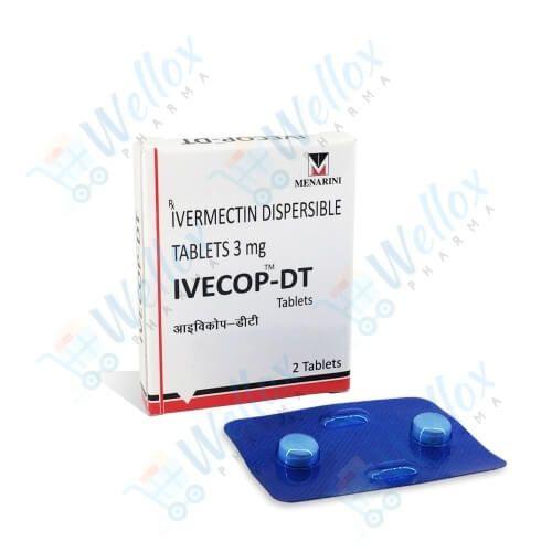 Buy Ivecop 3 Mg