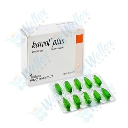 Buy Karvol Plus