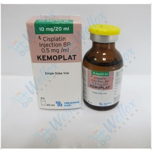 Kemoplat 10 Mg Injection