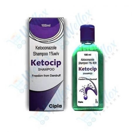 Buy Ketocip Shampoo (1%)