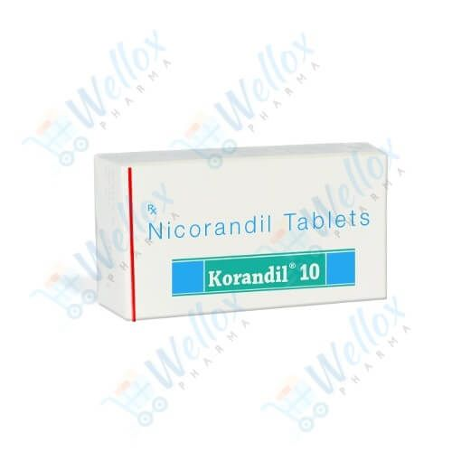 Buy Korandil 10 Mg