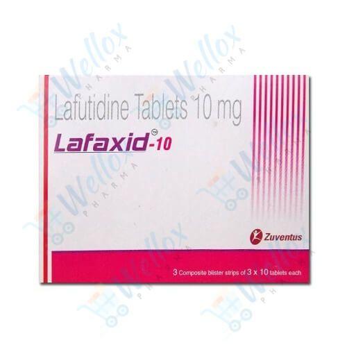 Buy Lafaxid 10 Mg