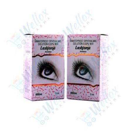 Buy Lashisma Eye Solution