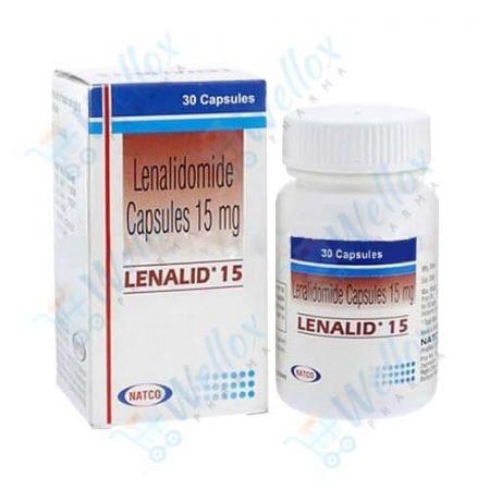 Buy Lenalid 15 Mg