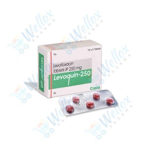 Buy Levoquin 250 Mg