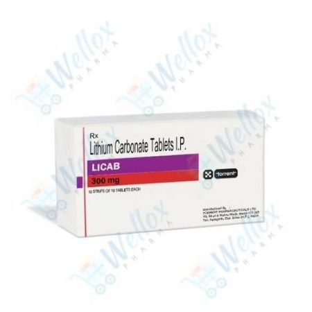 Buy Licab 300 Mg