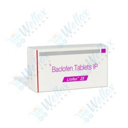 Buy Liofen 25 Mg