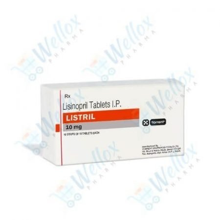Buy Listril 10 Mg