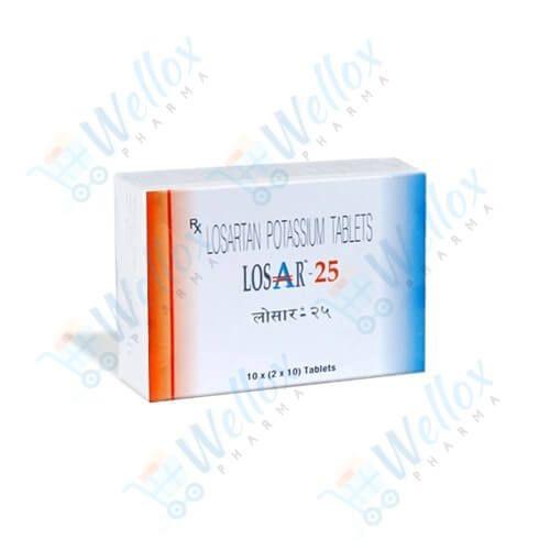 losar-25-mg