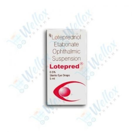 Lotepred Eye Drop