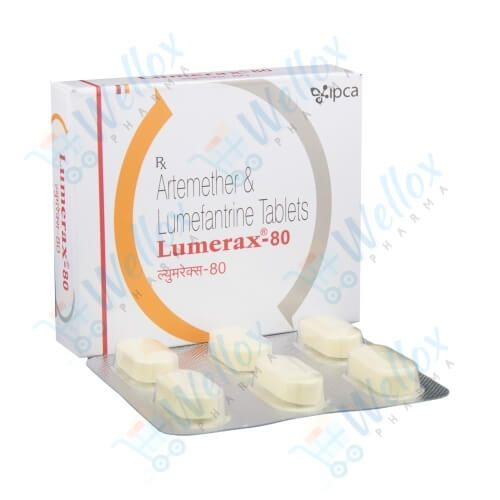 Buy Lumerax 80 Mg