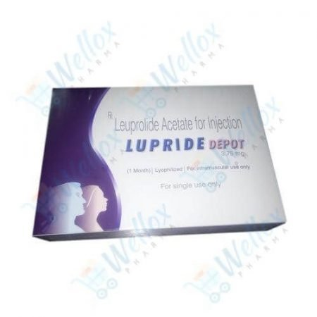 Buy Lupride depot 3.75 mg injection