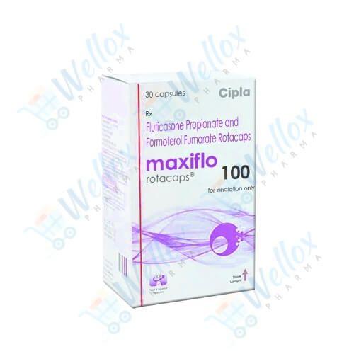 Buy Maxiflo 100 Rotacap