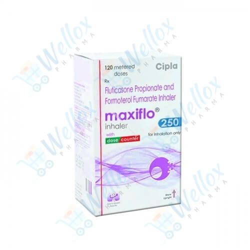 Buy Maxiflo Inhaler 250