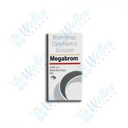 Megabrom Eye Drop