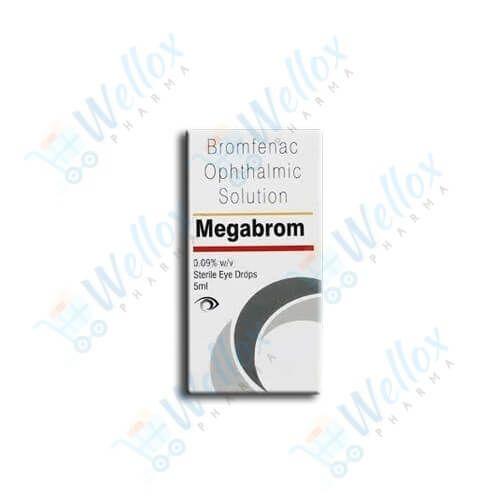 Megabrom Eye Drop