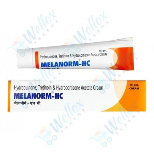 Melanorm-Hc-Cream
