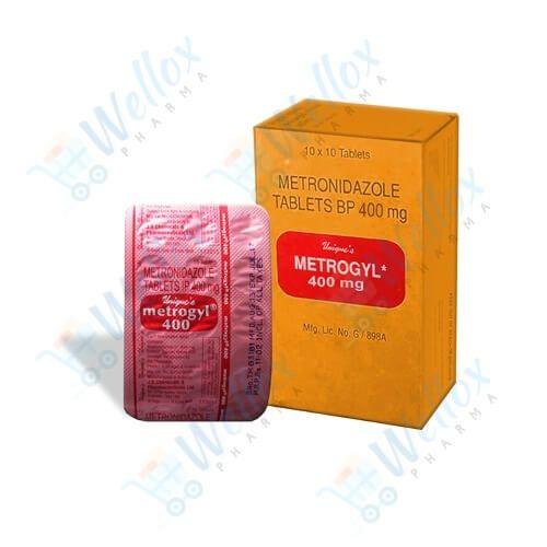 Buy Metrogyl 400 Mg