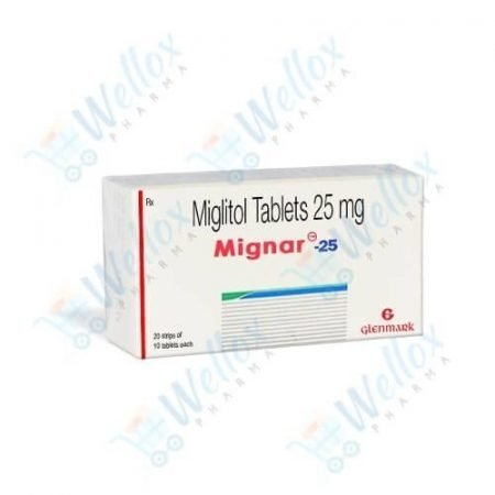 Buy Mignar 25 Mg
