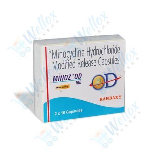 Buy Minoz 100 Mg