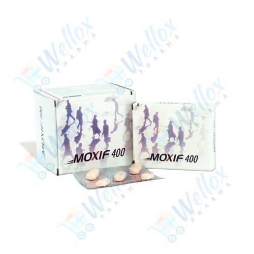 Buy Moxif 400 Mg