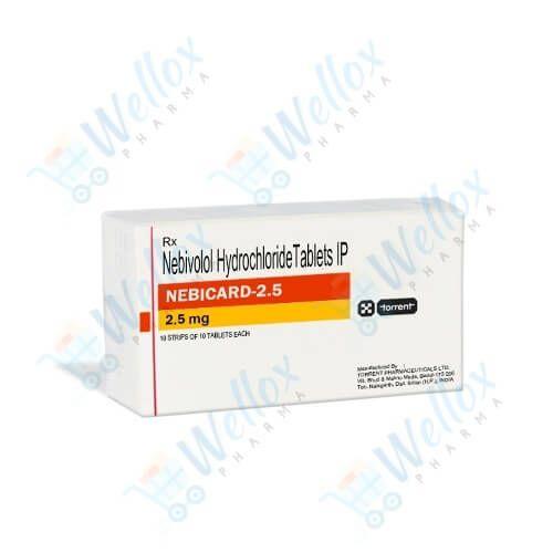 nebicard-2.5-mg
