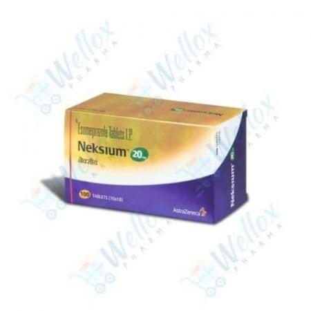 Buy Neksium 20 Mg