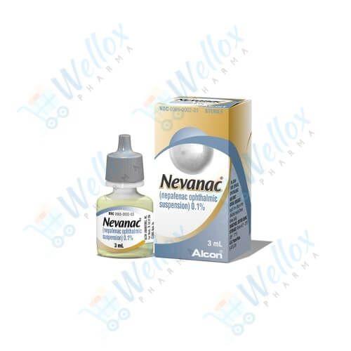 Nevanac Eye Drop