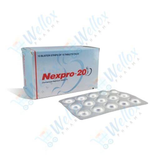 Buy Nexpro 20 Mg