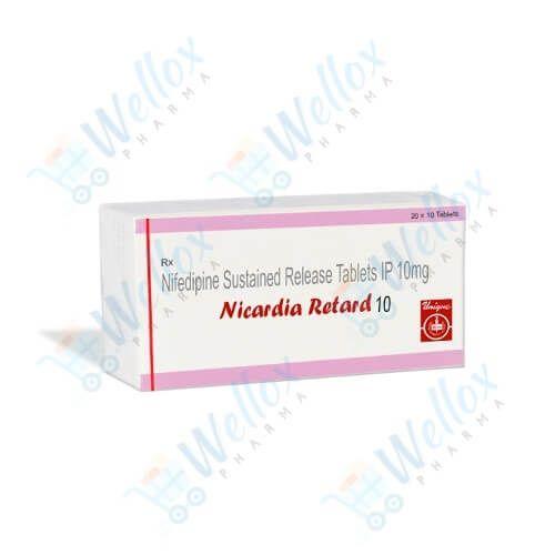 nicardia-retard-10-mg
