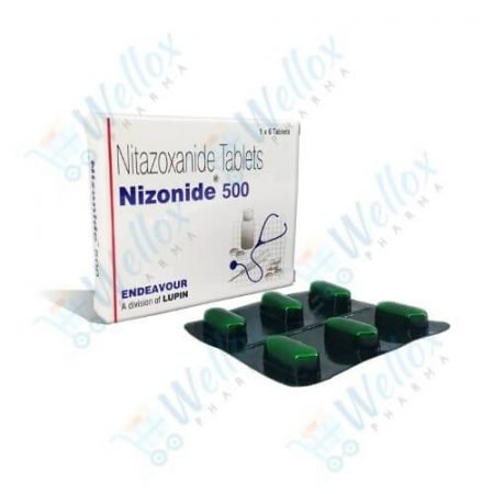 Buy Nizonide 500 Mg